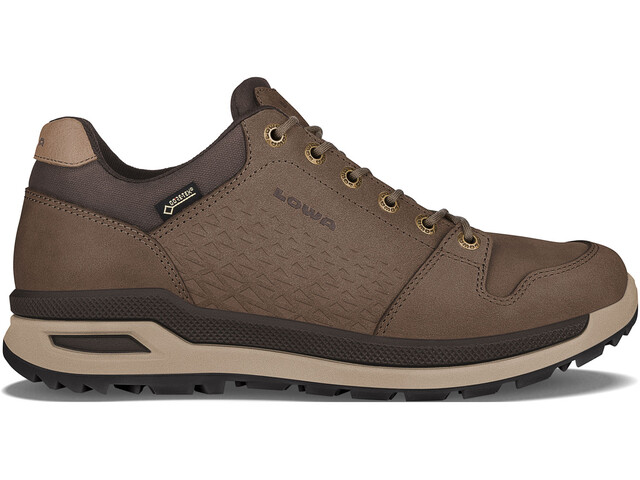 Lowa Locarno GTX Low-Cut Schuhe Herren brown